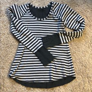 Lulu reversible shirt